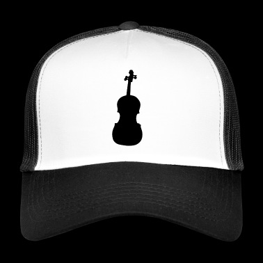 violin - Trucker Cap