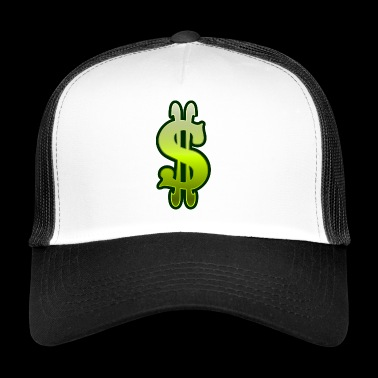 Dollar - Trucker Cap