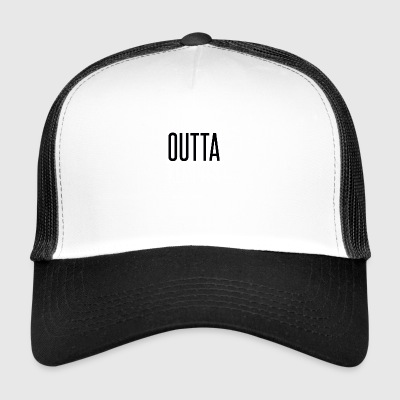 Straight Outta Kempten - Trucker Cap