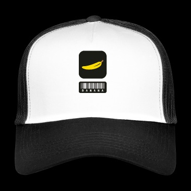 Banana stitch code - Trucker Cap