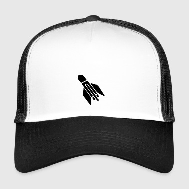 The man anti-aircraft missile - Trucker Cap