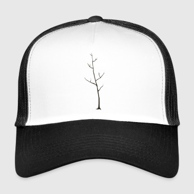 Tree baldness - Trucker Cap