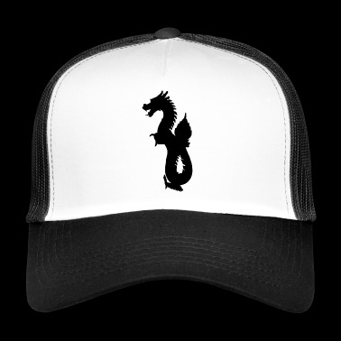 Dragon oriental - Trucker Cap