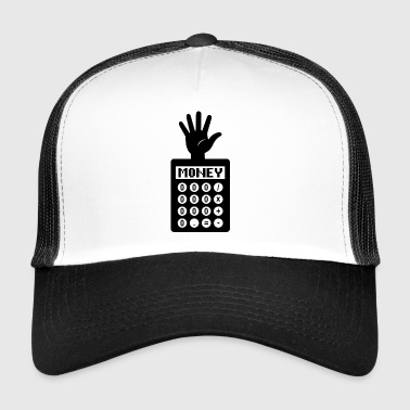money blak - Trucker Cap