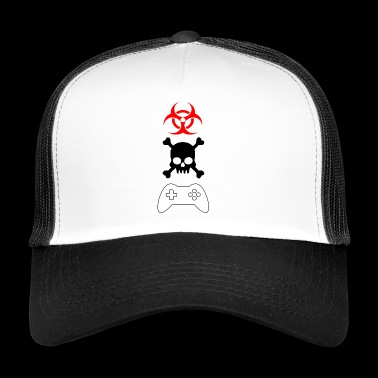 gamers gamers - Trucker Cap