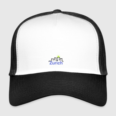 City - Trucker Cap
