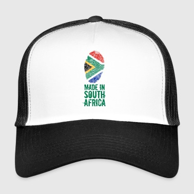 Made In South Africa / South Africa - Trucker Cap
