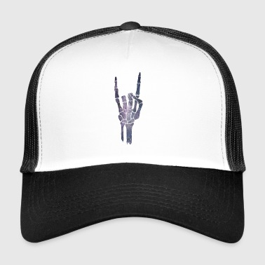 Devil Rock Knochen - Trucker Cap