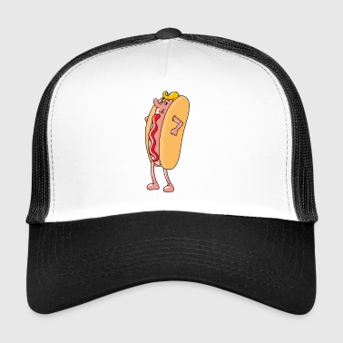 Mr. Hot Dog Geschenk - Trucker Cap