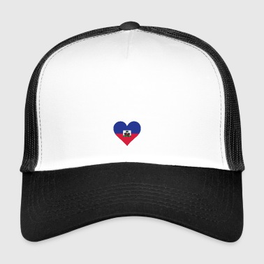 A Heart For Haiti - Trucker Cap