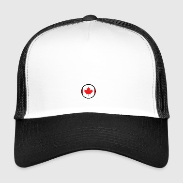 Under The Sign Of Canada - Trucker Cap