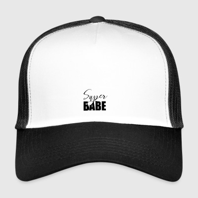 super bébé - Trucker Cap