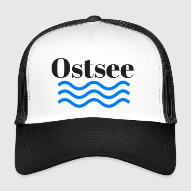Baltic transparante - Trucker Cap