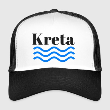 Kreta as - Trucker Cap