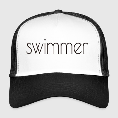 simmare text - Trucker Cap