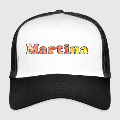 Martina - Trucker Cap