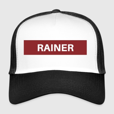 Rainer - Trucker Cap
