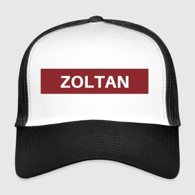 Zoltan - Trucker Cap
