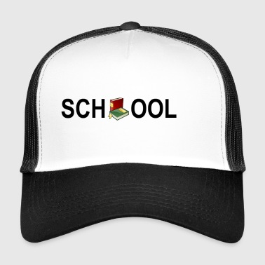 School - Trucker Cap