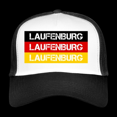 CITY Laufenburg, NIEMCY - Trucker Cap