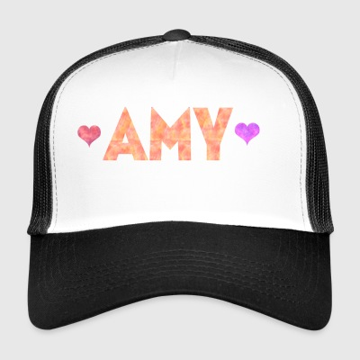 Amy - Trucker Cap