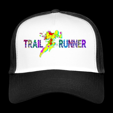 Trail runner - Trucker Cap