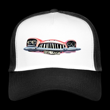Cadillac King of Rock and Roll - Trucker Cap