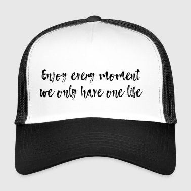 Enjoy - Trucker Cap
