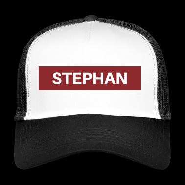 Stephan - Trucker Cap