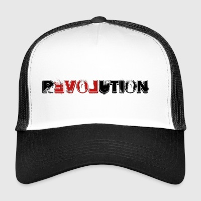 Revolution & Love - Trucker Cap