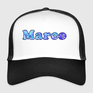 Name: Marco - Trucker Cap