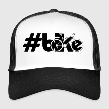 bike mtb - Trucker Cap