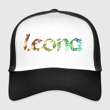 Leona Name First name - Trucker Cap