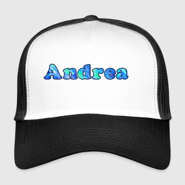 Name: Andrea - Trucker Cap