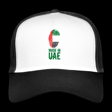 Made In UAE / United Arab Emirates - Trucker Cap