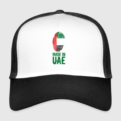 Made In UAE / Emirats Arabes Unis - Trucker Cap