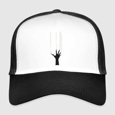 Claws. - Trucker Cap