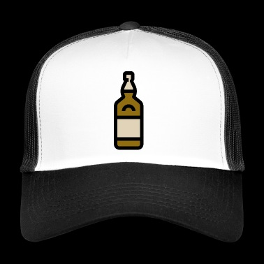 Whiskey bottle, whiskey bottle - Trucker Cap