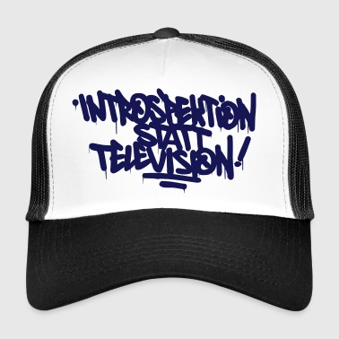 Introspection sijaan Television - Trucker Cap