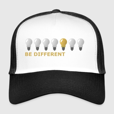bedifferent - Trucker Cap