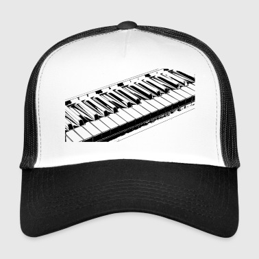 piano - Trucker Cap