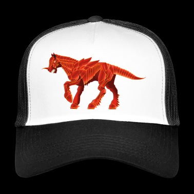 Iron Unicorn - iron unicorn - Trucker Cap