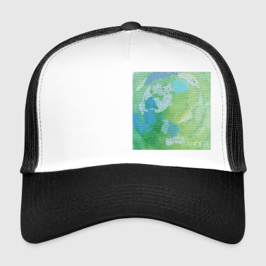 walking - Trucker Cap