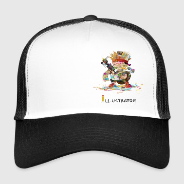 illustrator - Trucker Cap