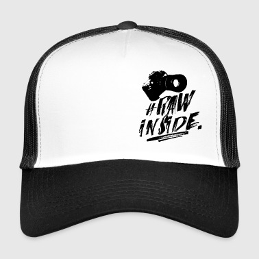 RAW INSIDE - Trucker Cap