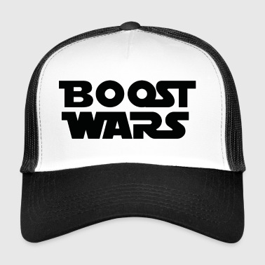 BOOST WARS - Trucker Cap