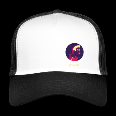 flamme - Trucker Cap