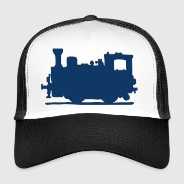 Vintage Steam Train - Trucker Cap