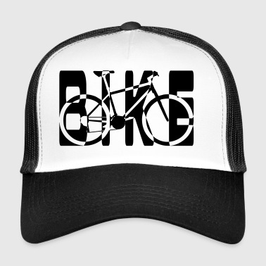 bike combined mtb - Trucker Cap