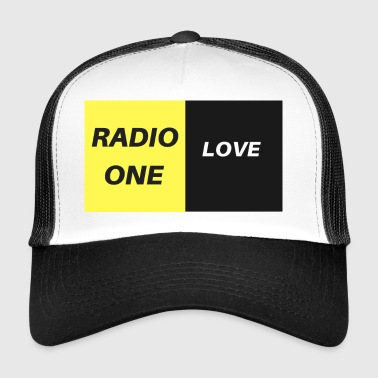RADIO ONE LOVE - Trucker Cap
